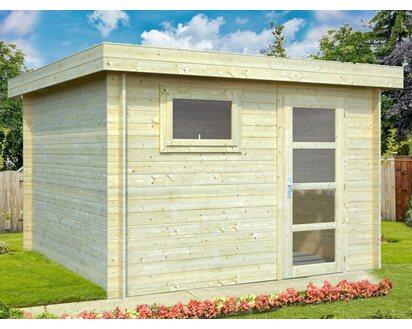 Fußboden Gartenhaus Holz ~ Palmako holz gartenhaus elsa braun b t cm cm ohne