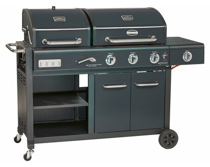 Gas Oder Holzkohlegrill : Charbroil gas und holzkohle grill gas coal brenner bei hornbach