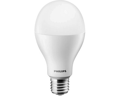 Led Lampen Philips : Philips led lampe glühlampenform e w lm warmweiß