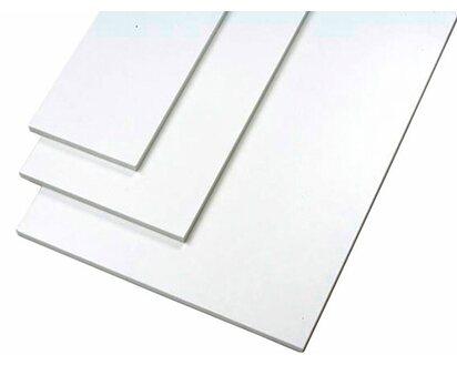 OBI Regalboden Eckig Weiß 1,8 cm x 60 cm x 20 cm kaufen bei OBI