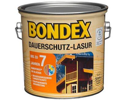 Bondex Dauerschutz Lasur Eiche Hell 2 5 L Kaufen Bei Obi