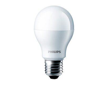Philips Lampen Led : Philips led lampe glühlampenform e w lm warmweiß eek