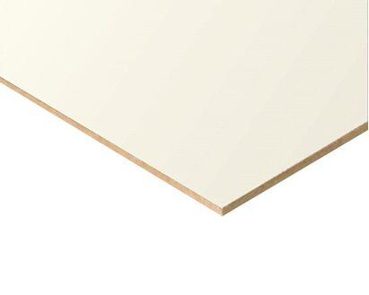 Ruckwandplatte Hdf Einseitig Weiss 140 Cm X 103 Cm Kaufen Bei Obi