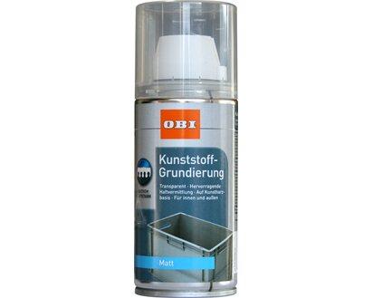 Obi Kunststoff Grundierung Spray Transparent Matt 150 Ml Kaufen Bei Obi