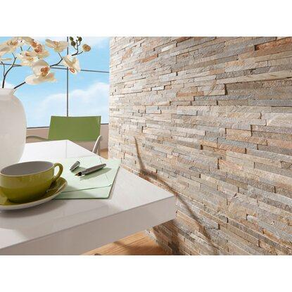 natursteinverblender beige 10 cm x 40 cm kaufen bei obi. Black Bedroom Furniture Sets. Home Design Ideas