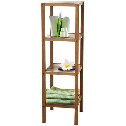 eisl bambus badregal 4 b den kaufen bei obi. Black Bedroom Furniture Sets. Home Design Ideas