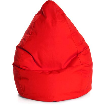 Sitting Point Sitzsack Beanbag Brava XL 220 l Tomate