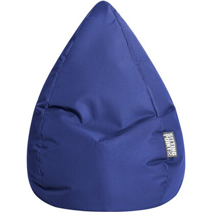 Sitting Point Sitzsack Beanbag Brava XL 220 l Dunkelblau