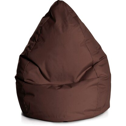 Sitting Point Sitzsack Beanbag Brava L 120 l Braun