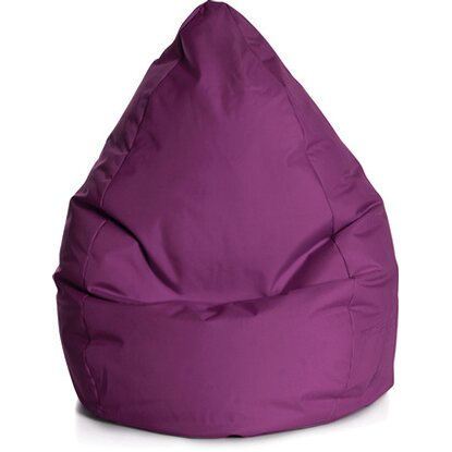 Sitting Point Sitzsack Beanbag Brava XL 220 l Aubergine