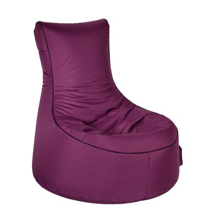 Sitting Point Sitzsack Swing Scuba 300 l Aubergine