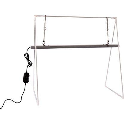 venso growlight duo led wachstumslampe 20 w mit stativ kaufen bei obi. Black Bedroom Furniture Sets. Home Design Ideas