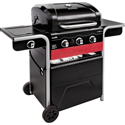 Char-Broil Gas- & Holzkohle-Hybridgrill Gas2Coal