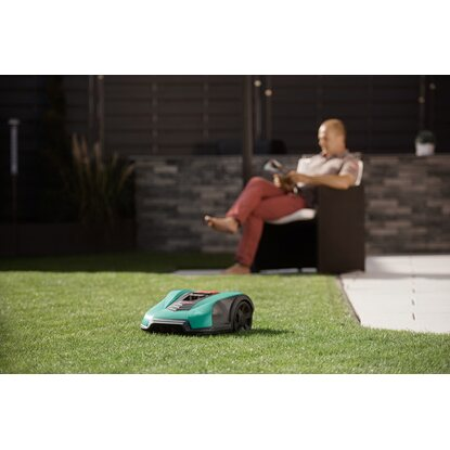 bosch m hroboter indego 400 kaufen bei obi. Black Bedroom Furniture Sets. Home Design Ideas