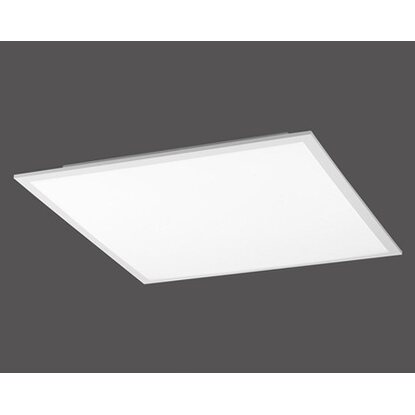 LED-Panel CCT 62x62cm,dimmbar, Lichtfarbe 2700K bis 5000K, ultraflaches Design