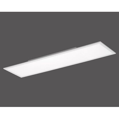 LED-Panel CCT 120x30cm,dimmbar,Lichtfarbe 2700K bis 5000K, ultraflaches Design
