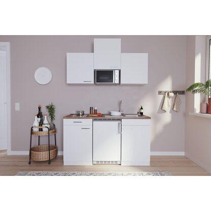 respekta economy k chenzeile kb150wwmic 150 cm wei kaufen bei obi. Black Bedroom Furniture Sets. Home Design Ideas