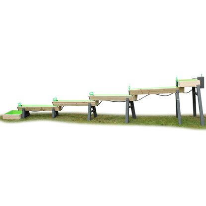 Exit Kinder-Wasserspiel AquaFlow Mega-Set kaufen bei OBI