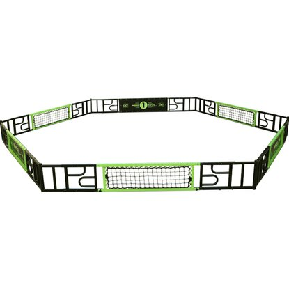 Exit Foot-Skills-Trainer Rapido XL (Hexagon Rebounder Court)