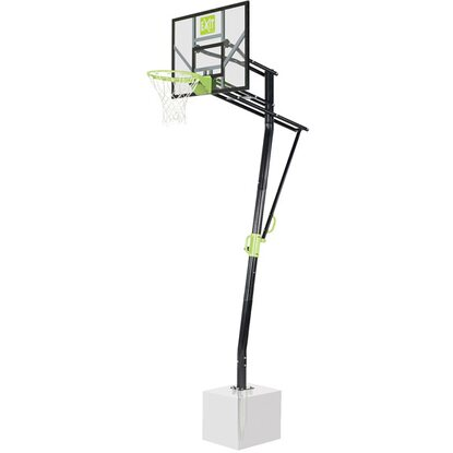 Exit Basketball-Korb Galaxy Inground Basket mit Dunkring freistehend