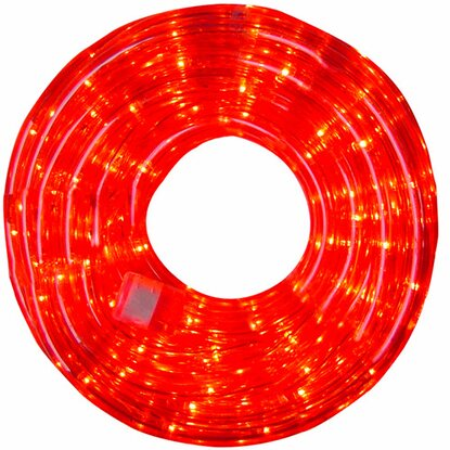 LED Lichtschlauch EEK: A 6 m Rot