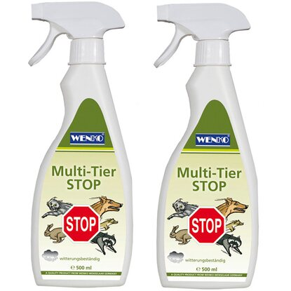 Wenko Multi-Tier-Stopp Spray 2 x 500 ml