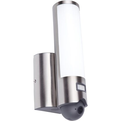 LUTEC LED-Kameraleuchte Elara Secury-Light EEK: A-A++