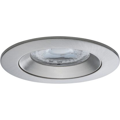 Paulmann LED Einbauleuchten-Set EEK: A-A++ Smart Home ZB Lens IP44 LED 3 x 1,7 W