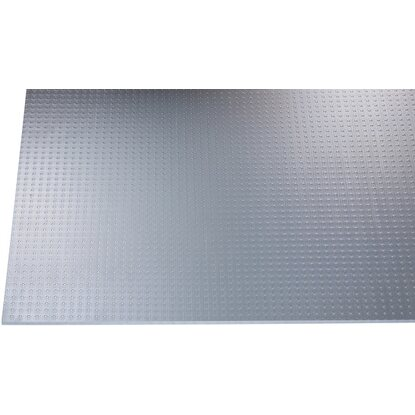 "Polystyrol-Platte 2,5 mm ""Carree"" Transparent 2000 mm x 1000 mm"