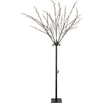 Globo LED-OUTDOOR LED TREE VIRIDIS Schwarz EEK: A