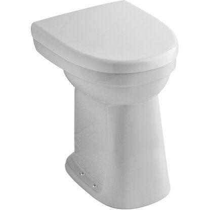 sanicomfort stand wc medica flachsp ler abgang waagerecht 10 cm erh ht wei kaufen bei obi. Black Bedroom Furniture Sets. Home Design Ideas