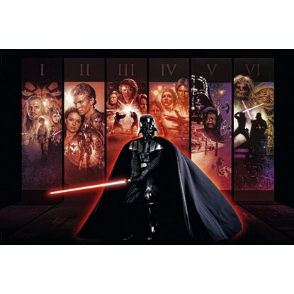 Maxiposter Star Wars - Anthology 61 cm x 91,5 cm