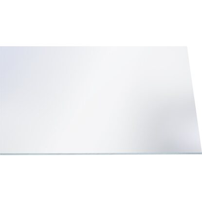 Acryl Platte Eben 6 mm Glatt Transparent 1900 mm x 950 mm