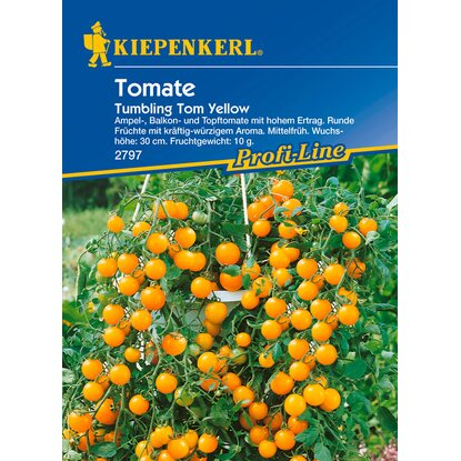 Tomaten Ampel Tumbling Tom Yellow