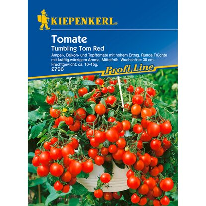 Tomaten Ampel Tumbling Tom Red