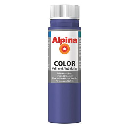 Alpina Color Pretty Violet seidenmatt 250 ml