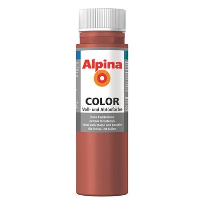 Alpina Color Spicy Red seidenmatt 250 ml