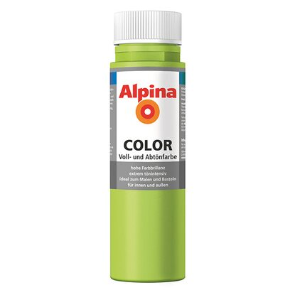 Alpina Color Power Green seidenmatt 250 ml