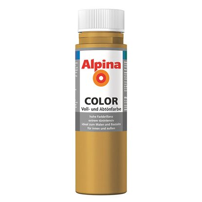 Alpina Color Sahara Brown seidenmatt 250 ml