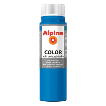 Alpina Color Royal Blue seidenmatt 250 ml