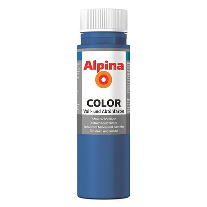 Alpina Color Mystery Blue seidenmatt 250 ml