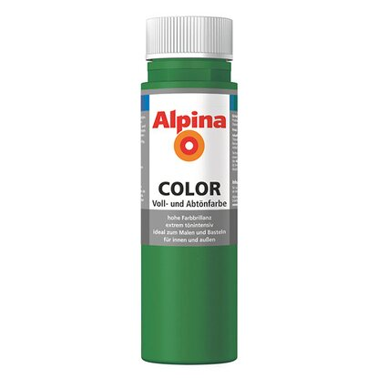 Alpina Color Jungle Green seidenmatt 250 ml