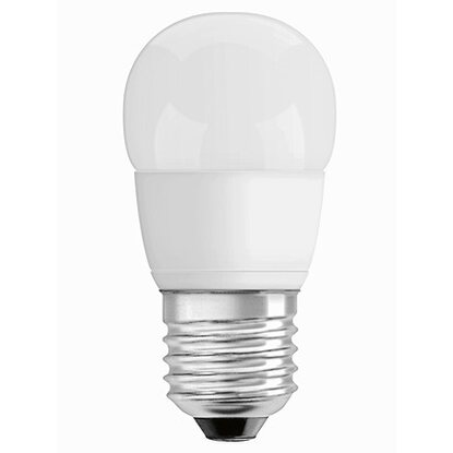 osram led lampe tropfenform e27 6 w 470 lm warmwei matt dimmbar eek a kaufen bei obi. Black Bedroom Furniture Sets. Home Design Ideas