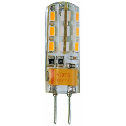 LED-Lampe Pin G4 / 1,5 W (80 lm) Warmweiß EEK: A+