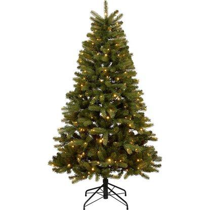 k nstlicher weihnachtsbaum laitila 180 cm mit led. Black Bedroom Furniture Sets. Home Design Ideas