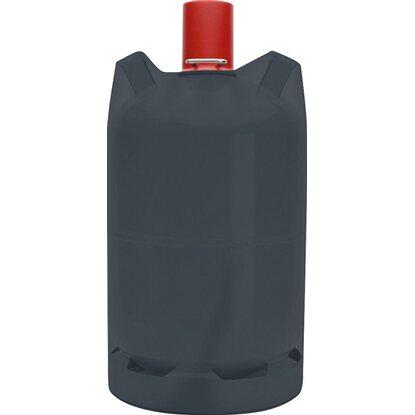 tepro universal abdeckhaube f r gasflasche 11 kg schwarz kaufen bei obi. Black Bedroom Furniture Sets. Home Design Ideas