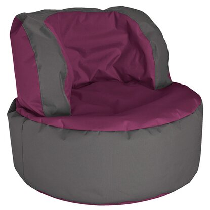 Sitting Point Sitzsack Bebop Scuba Aubergine