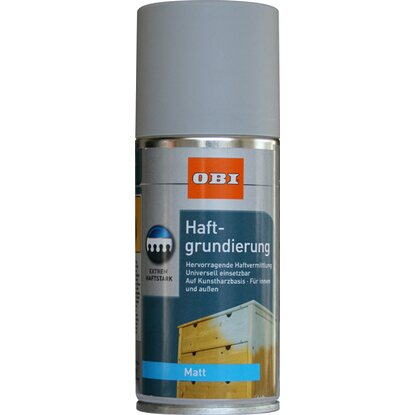 OBI Haftgrundierung Spray Grau matt lh 150 ml