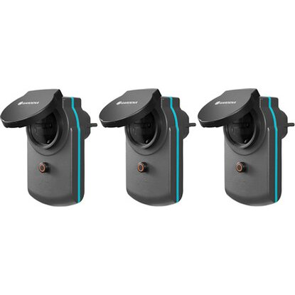 Gardena Zwischenstecker Smart Power 3er Set