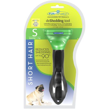 Fur Fellpflege Dog Tool S Short Hair inkl. Spray und Handtuch